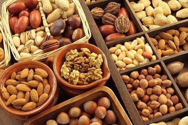 ТОП-7 самых полезных орехов!