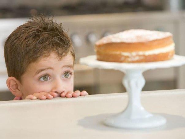Как перевоспитать сладкоежку