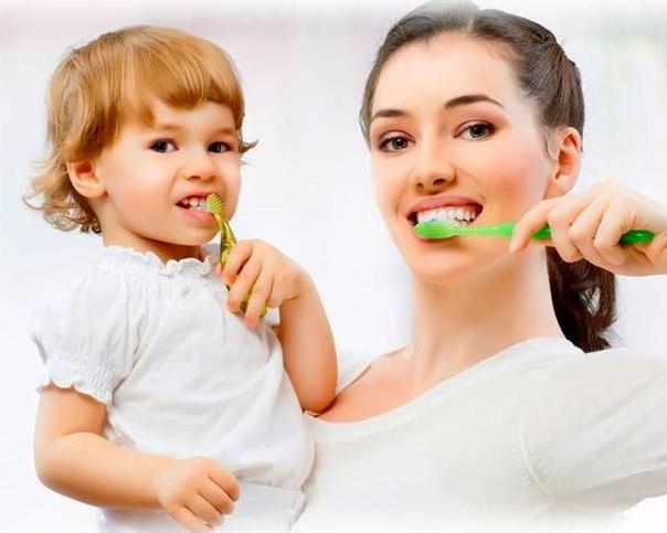 Воспитываем у ребенка хорошие привычки