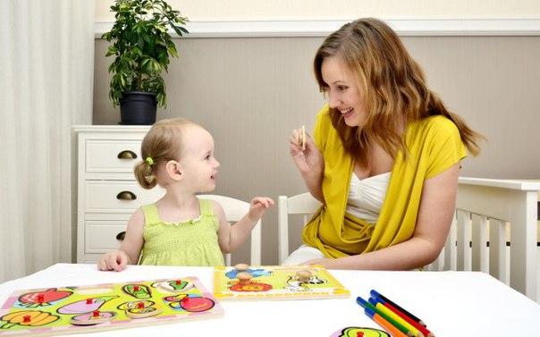 Развитие речи малышей