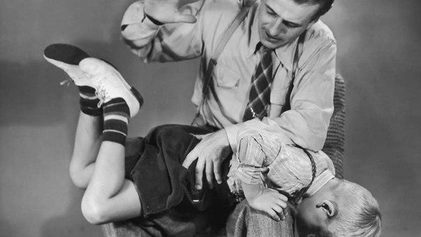 Можно ли шлепать ребенка по попе?