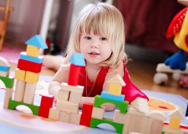 Выбираем игрушки детям 3-5 лет