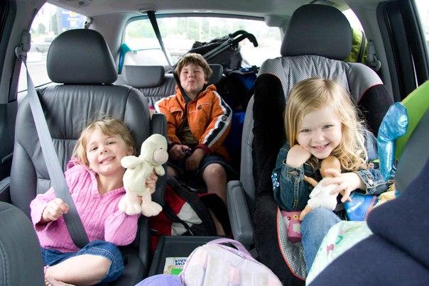 Средства от укачивания в транспорте для детей