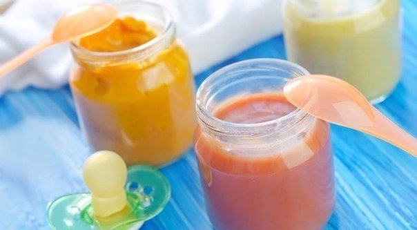 Рецепты для введения прикорма ребенку