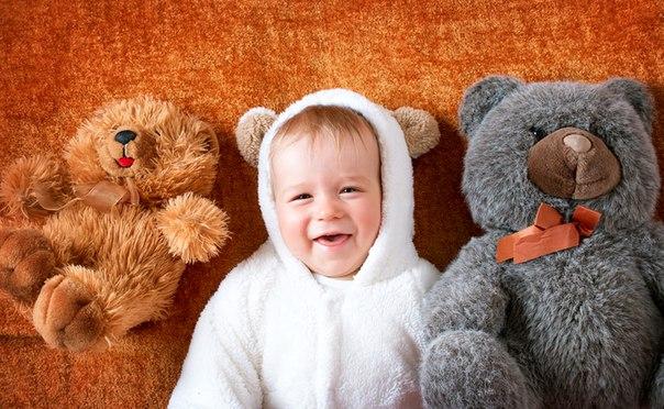 План развития ребенка от 1 до 2 лет
