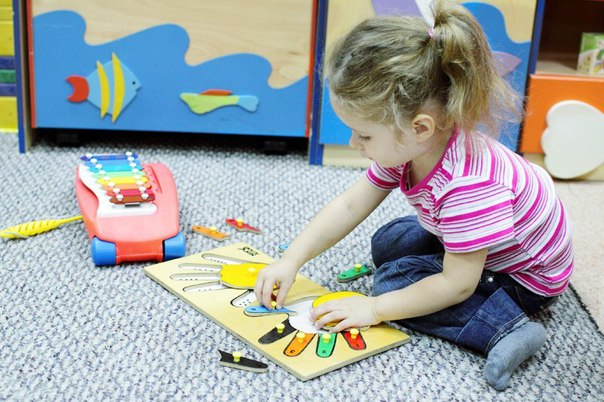 Развивающие занятия дома по методу Шичиды