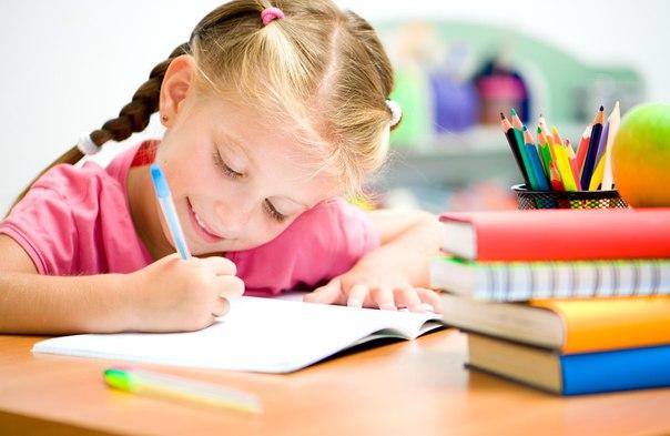 Учим ребенка писать