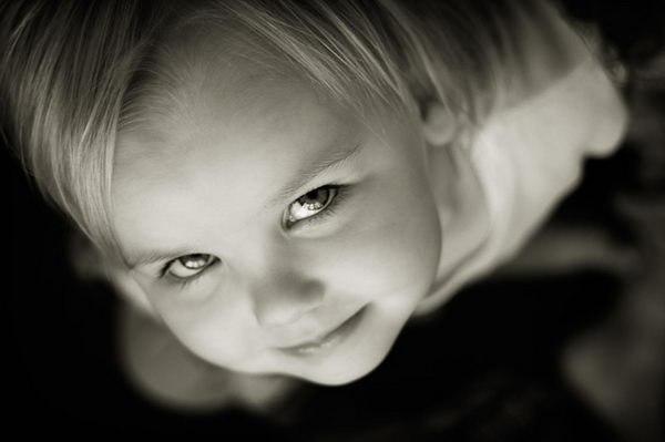 Черты, характерные для детей