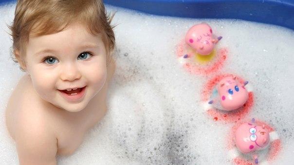 Игры в ванной