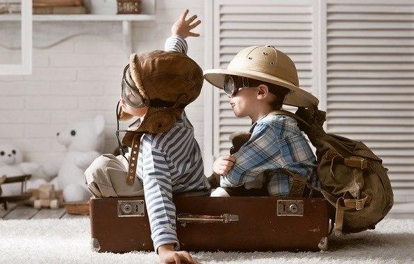 Веселые игры дома (возраст от 2 до 5 лет)