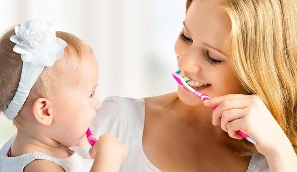 Стишки для чистки зубов