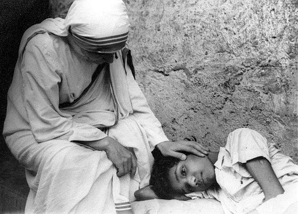 Девять мудрых советов Матушки Терезы по воспитанию детей. Девять мудрых советов Матушки 4