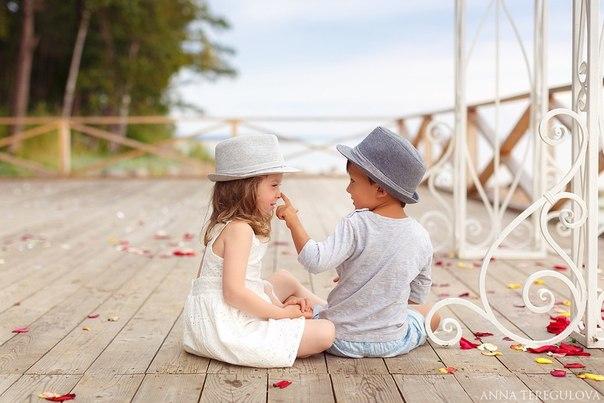 Десять уловок при общении с детьми!