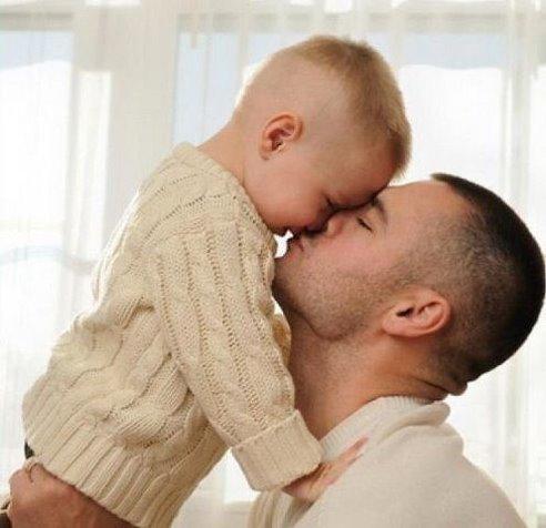 Воспитание сына отцом