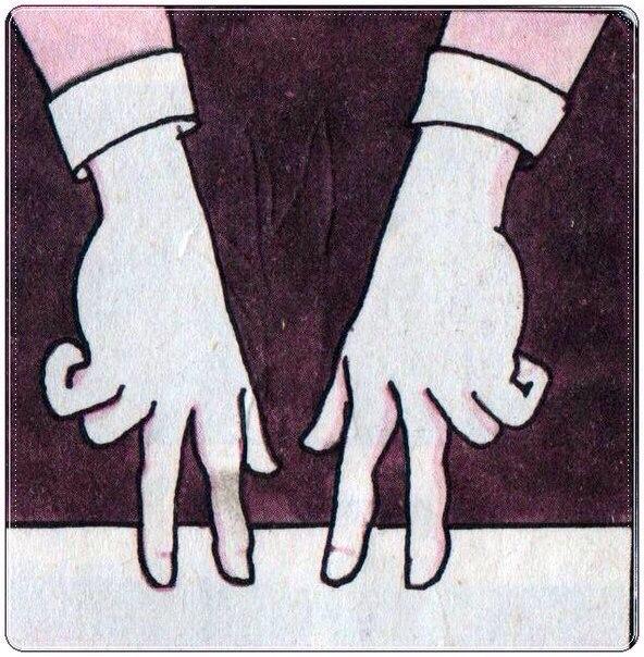 Пальчиковые игры для малышей (от 6 месяцев до 2 лет)