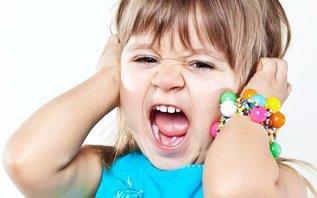 Детские истерики и что с этим делать