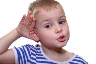 Игры для развития слухового восприятия