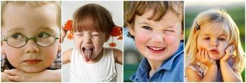 Определяем темперамент ребенка