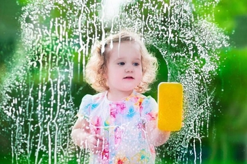 Почему у ребенка должны быть обязанности по дому