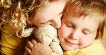 Формируем привязанность: от рождения до  7 лет