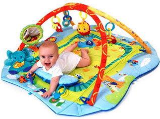 Игры для деток от шести месяцев до  года