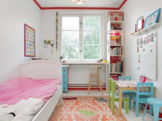 Секреты обустройства детской комнаты