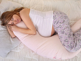 Как получить больше сна во время беременности