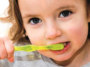 Бережем детские зубки