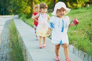 Игры в слова по дороге в детский сад