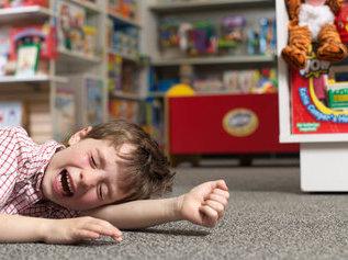 Дети и их родители: как не пасовать перед ребёнком
