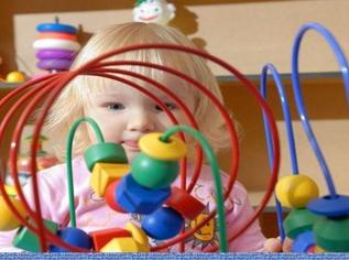 Развитие сенсорики. Игры для малышей 2-3 лет